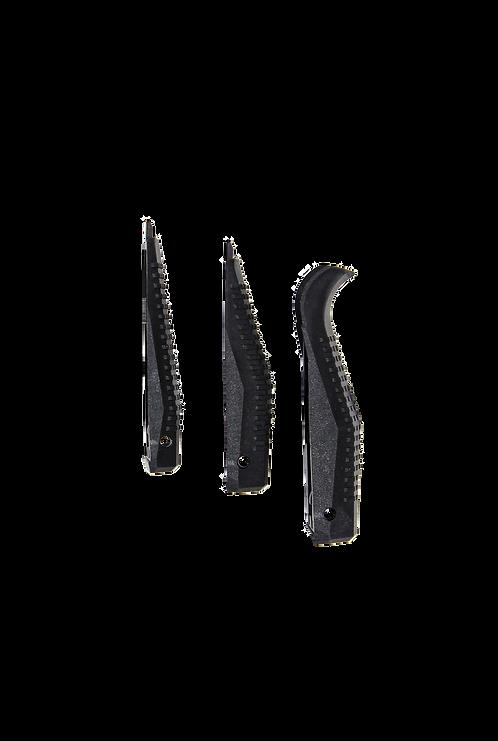 Delta grip back strap