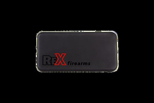 REX firearms Sticker