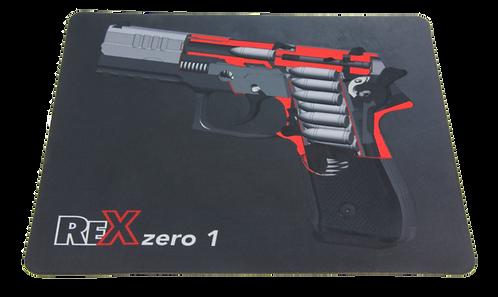 REX zero 1 mouse mat