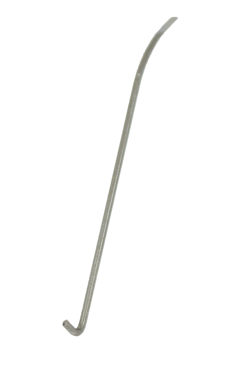 Slide catch decocker lever spring