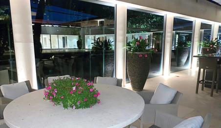 Interior Courtyard, France