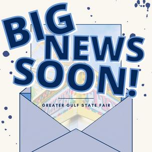 We've got some BIG NEWS COMING SOON!