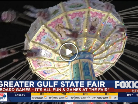 Greater Gulf State Fair, The Grounds announce 2019 fair theme