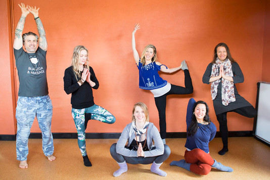 Community / Sacred Seeds Yoga School / B