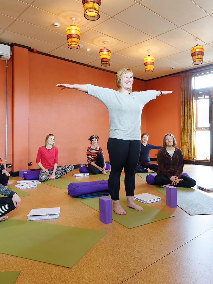 Anatomy Teacher Training with Sacred Seeds Yoga School at Bija Yoga Tasmania in Hobart.