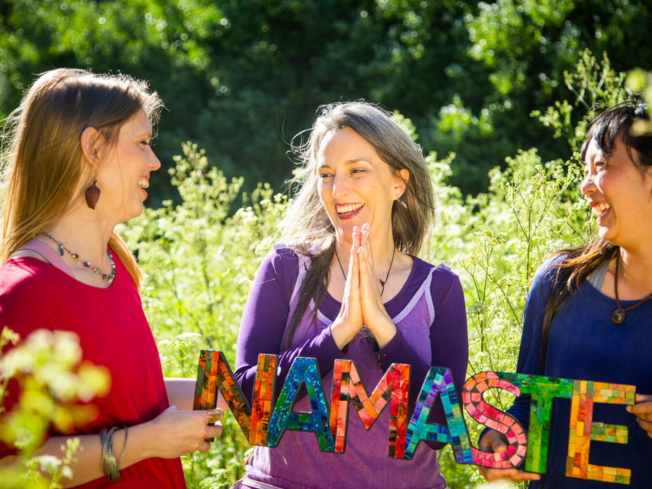 Bija Yoga Tasmania / Hobart / Holli Gipson / Jen Van-Achteren / Pema Choo / namaste / respect / joy / peace / harmony