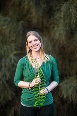 Bija Yoga Tasmania / Hobart /Holli Gipson / fern / profile / teacher