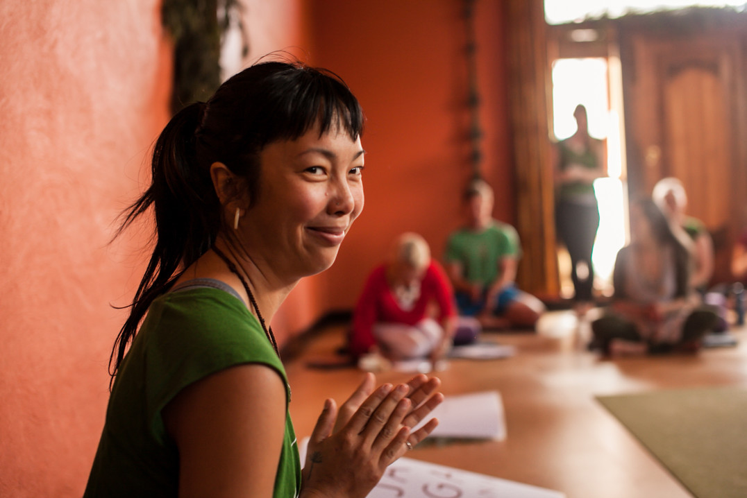 Pema Choo _ Sacred Seeds Yoga School _ B