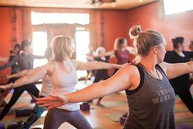 Bija Yoga Tasmania / Hobart / warrior two / virabdrasana II / hatha / beginners / hip opening / strengthening