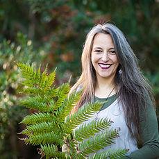 Bija Yoga Tasmania / Hobart /Jen Van-Achteren / fern / profile / teacher