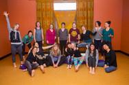 Class of 2017 _ Bija Yoga Tasmania _ Sac
