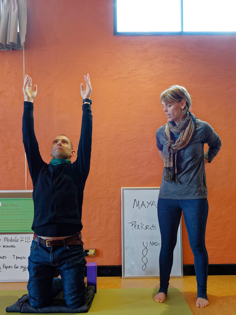Learn Elemental Theory in our Advanced Teacher Training with Sacred Seeds Yoga School Training Program at Bija Yoga Tasmania in Hobart.