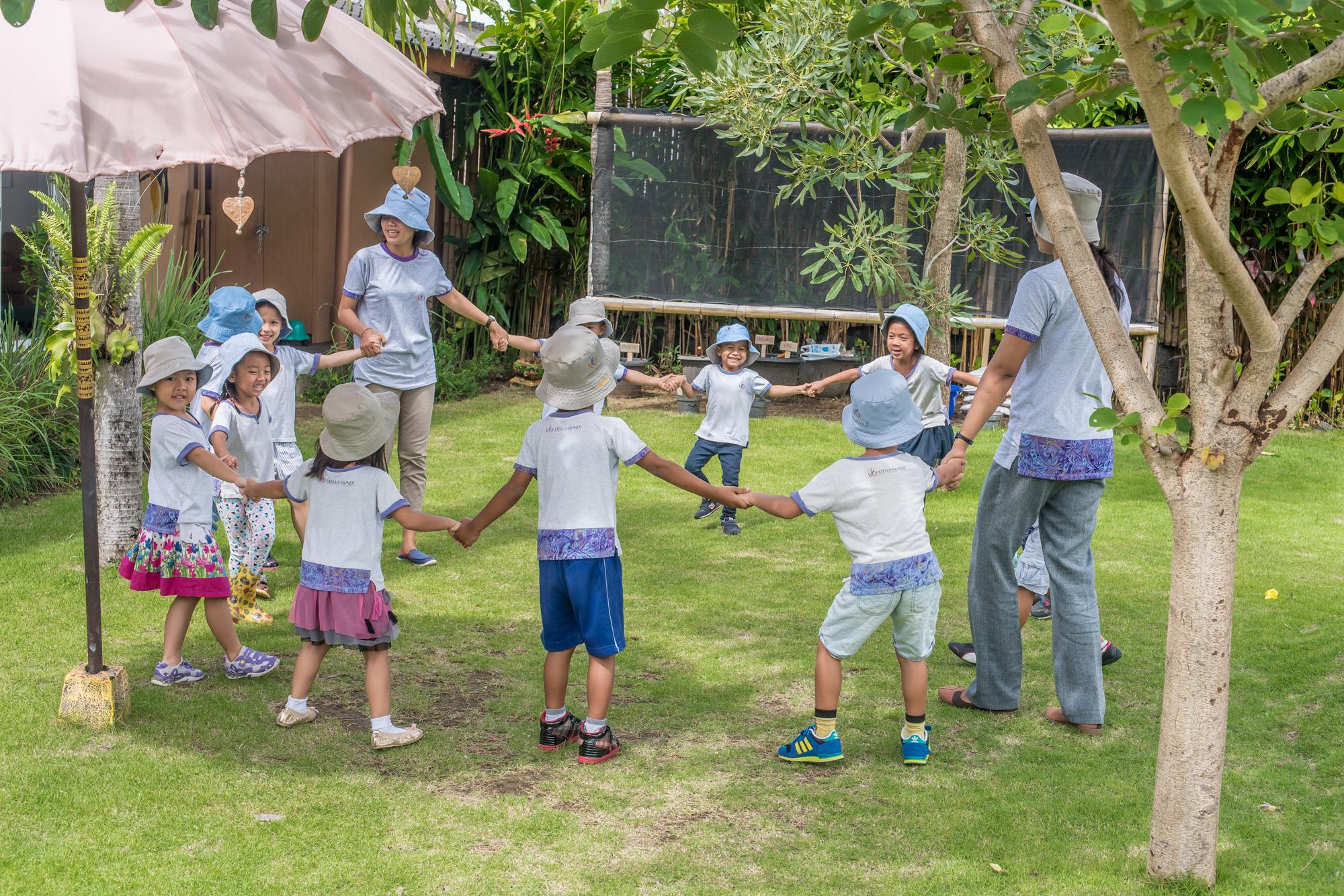 Sekolah Stella Mundi Sekolah Dasar Dan Taman Kanak Kanak