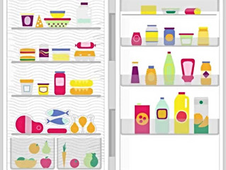How to stock your fridge like a pro!