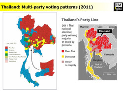 Electoral voting patterns (2011)