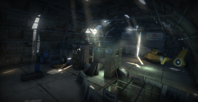 Environment design for XFPaintball - PCB