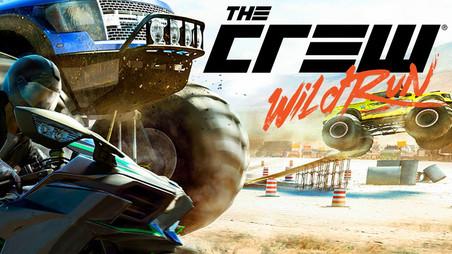 The crew Wild run - Cover illustration
