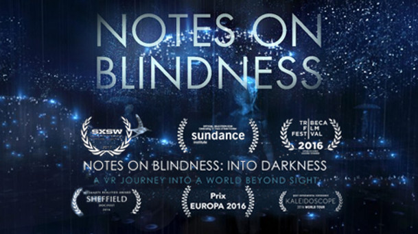 Notes On Blindness - Art Direction