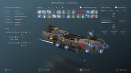 Endless Space 2 - Ship design
