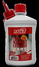 4871 TINTA PARA CARTZ UV EXTERNO - VERME