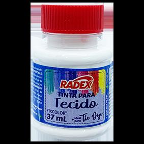 8781 - TINTA PARA TECIDO RADEX - BRANCO