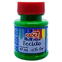 8786- TINTA PARA TECIDO RADEX - VERDE MU