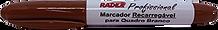 8233 - MARCADOR RECARREGÁVEL COM CLIP -