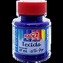 8789 - TINTA PARA TECIDO RADEX - VIOLETA