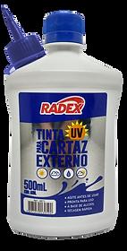 4873 TINTA PARA CARTAZ UV EXTERNO - AZUL