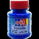 8780- TINTA PARA TECIDO RADEX - AZUL TUR