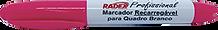 8227 - MARCADOR RECARREGÁVEL COM CLIP -