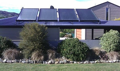 Solar Thermal Collector Panels Hot Water