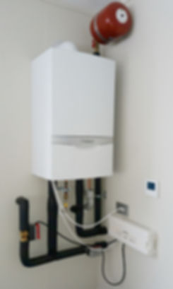 Heating Maintenance Vaillant Gas Boiler