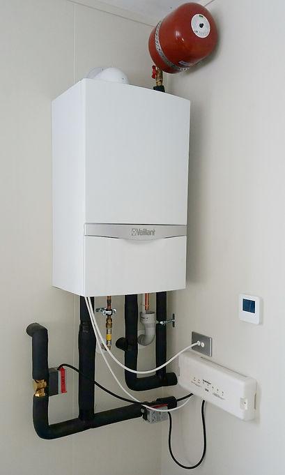 Heating Maintenance Vaillant Gas Boiler