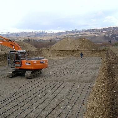Groundsource Geothermal Heating