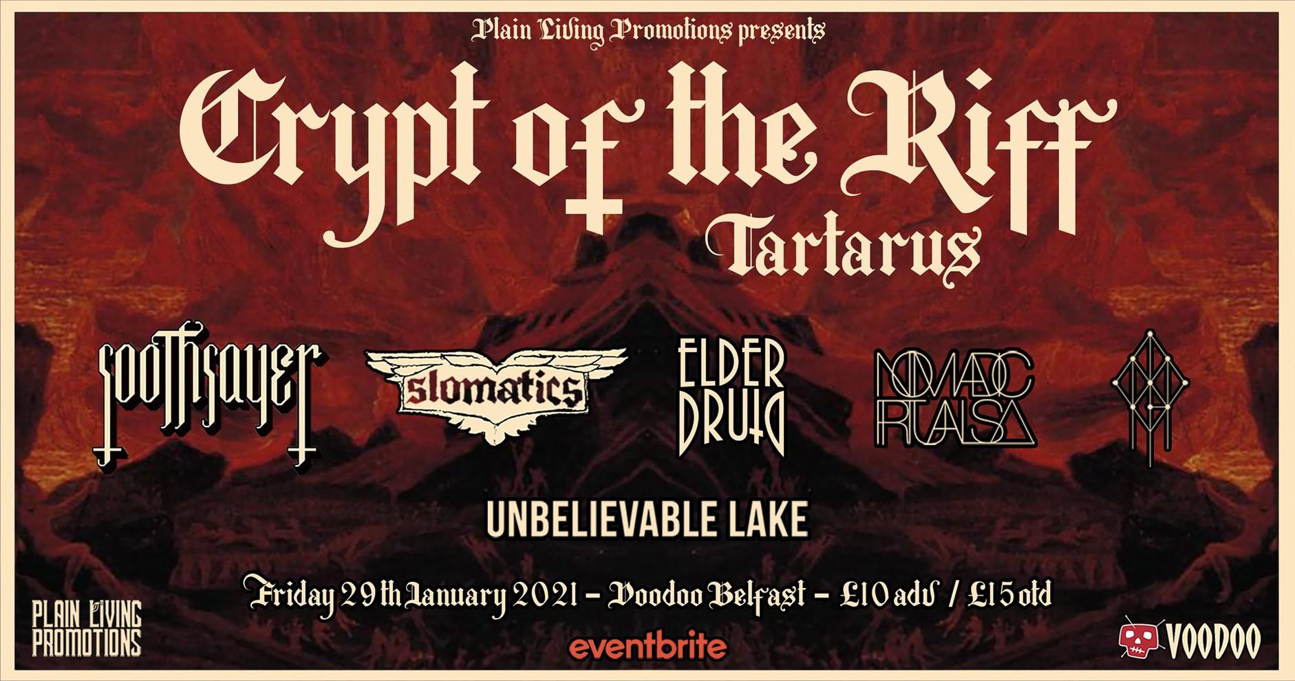 CRYPT OF THE RIFF: TARTARUS