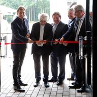 Opening Botta Pavillion