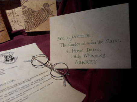 Harry Potter and the Lessons of Grief
