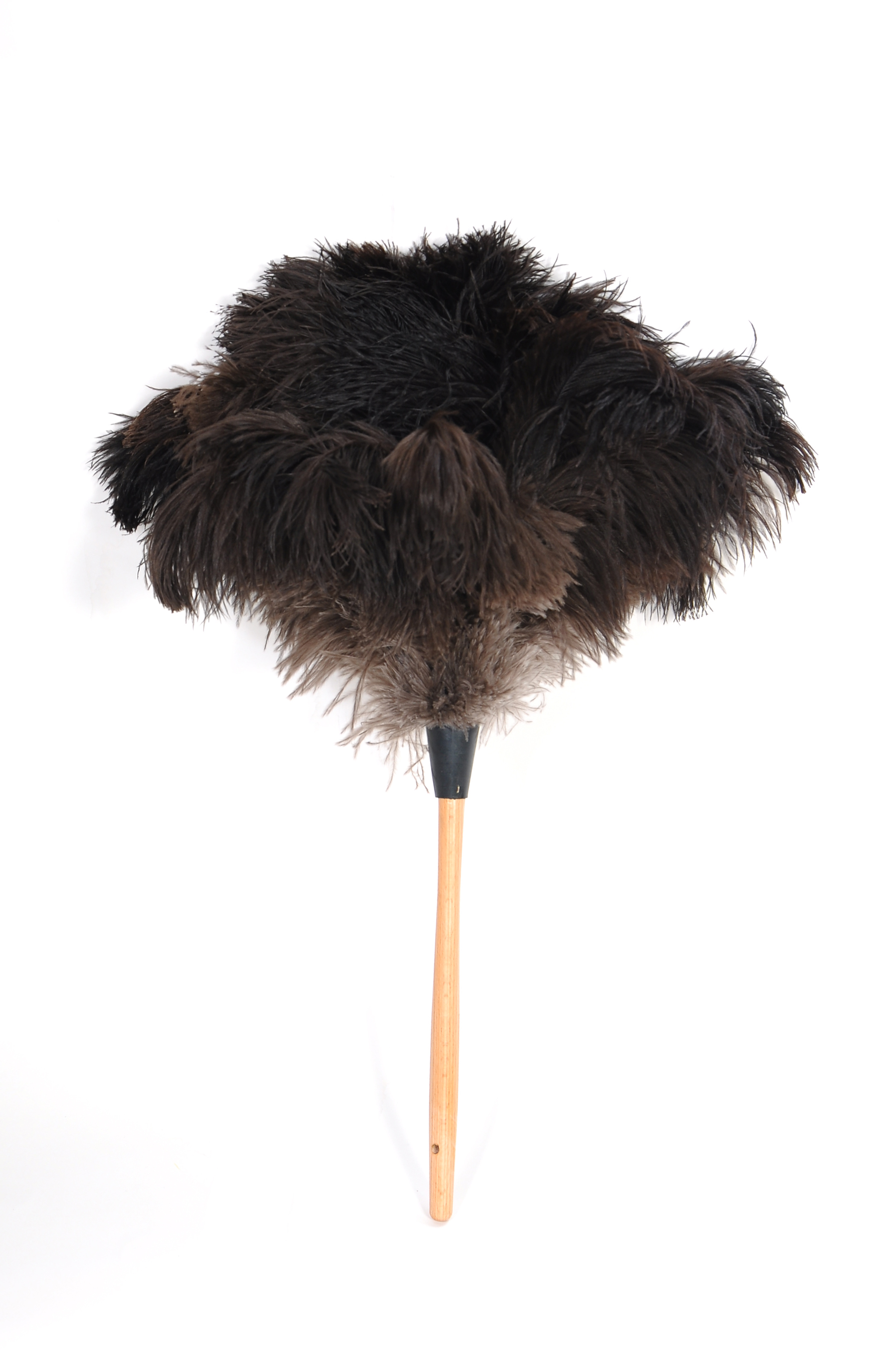 Ostrich feather duster custom
