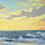 Thumbnail: Sunlit Evening at the Beach