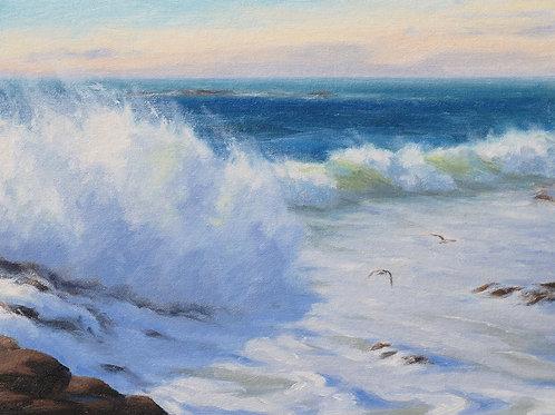 Missing the crashing Waves