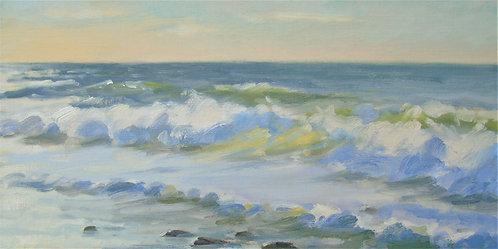 Tumbling Summer Waves