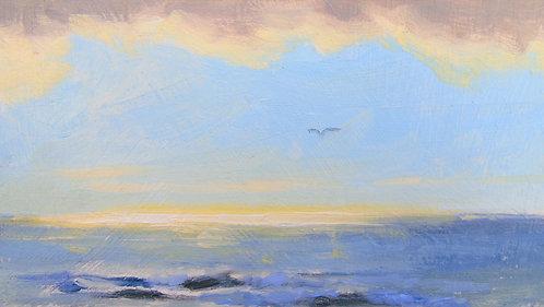 A lit Horizon