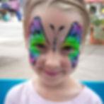 Happy lil butterfly #rainbowbutterfly #f