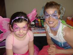 Birthday party fairies!