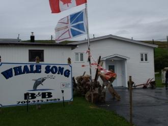 Whale Song B&B (2.5 Stars)
