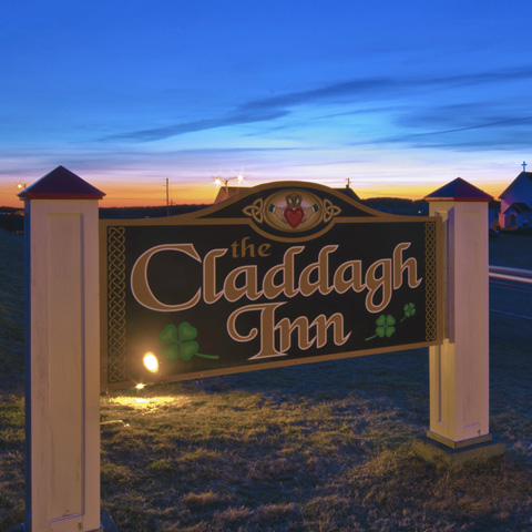 The Claddagh Inn (4.5 Stars)