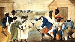 The Old Plantation, ca 1800