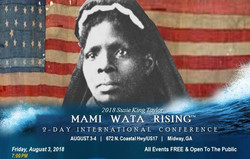 Susie King Taylor schedule for 2018 Mami Wata Rising Conference_edited