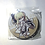 Thumbnail: Saber Lily button/ badge